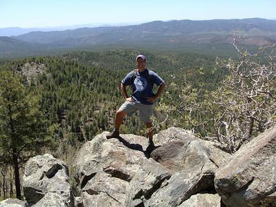 Groom Creek Hike, 5-29-10
