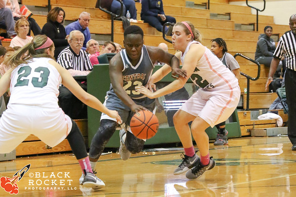 Lady Bears vs Pendleton 12-22-16