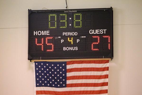 Plum Basketball 2015