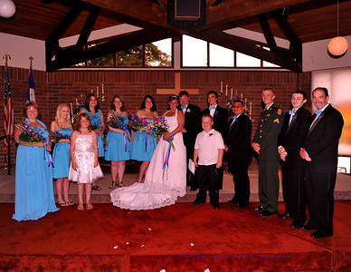 2011 Sherry & Steve Clark Wedding