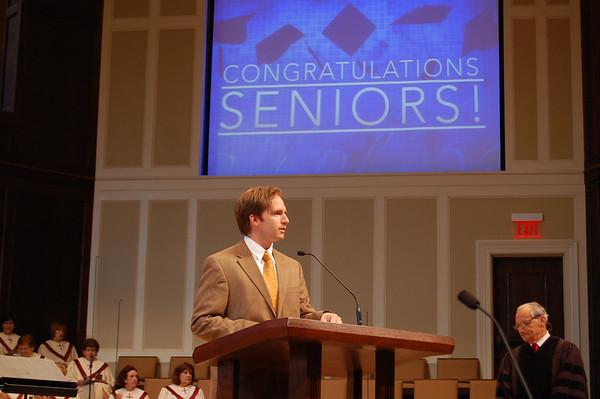 2009 Graduate Recognition