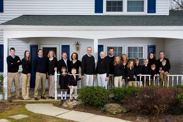 Loughran Family