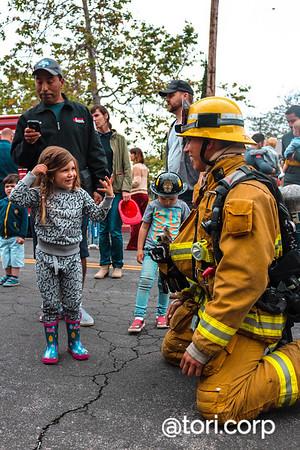 2018 Fire Station Pancake Festival
