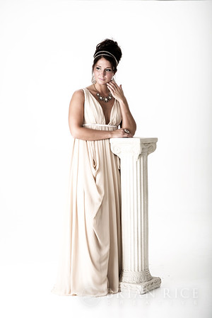 Beth, Bridesmaid Gown 10.24.12