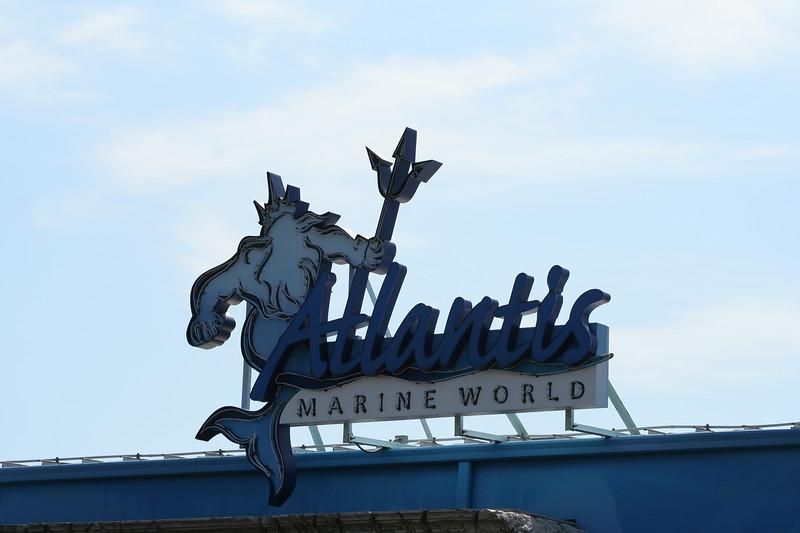 Atlantis Marine World, Riverhead, NY.