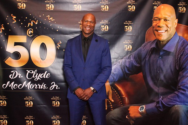 Clyde's 50th Birthday 7.27.19