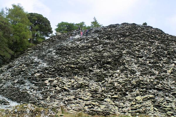 Castle Crag, 24th April 2019