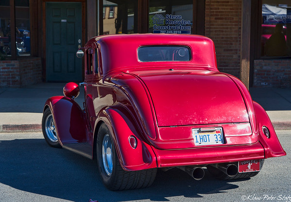 Classic Car Show Arbuckle, CA (October 2015)