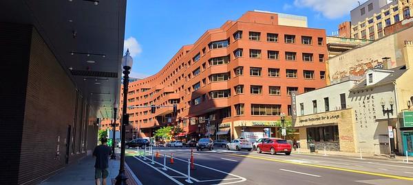 Boston August 2020