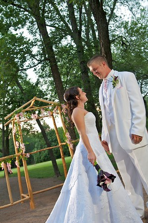 Dirk and Natalie Wedding