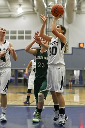 12/14/2010 Vista vs Granite Bay Varsity Girls Basketball
