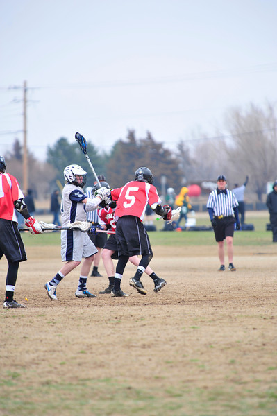 2012 NWA LAX HS vs Edmond
