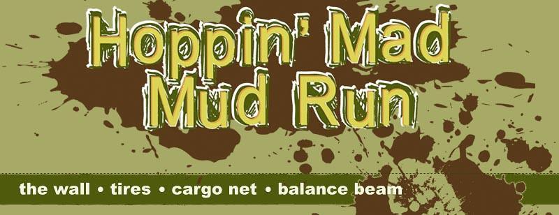 Hoppin' Mad Mud Run, Amesbury, MA, May 16, 2010