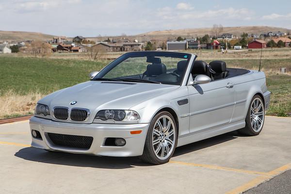 2005 BMW M3 Convertible