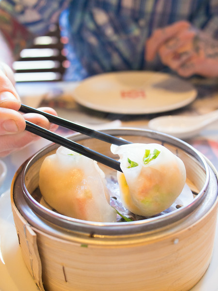 lobster and asparagus dumpling with chopsticks 2.jpg