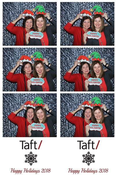 "Taft ""Holiday Party 2018"""