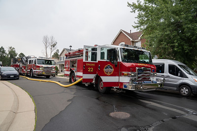 E. Hialeah Dr. Residential Fire