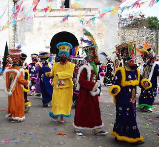 Pueblos Near Taxco