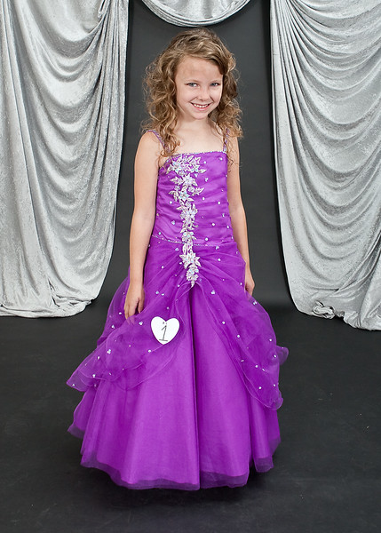 Petite Miss Heart of USA