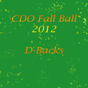 CDO Fall Ball 2012
