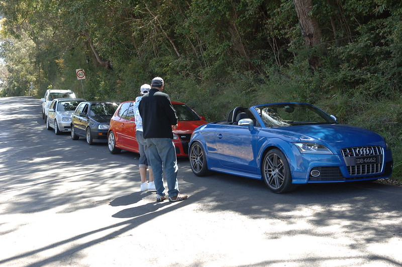One Nice Audi TT s