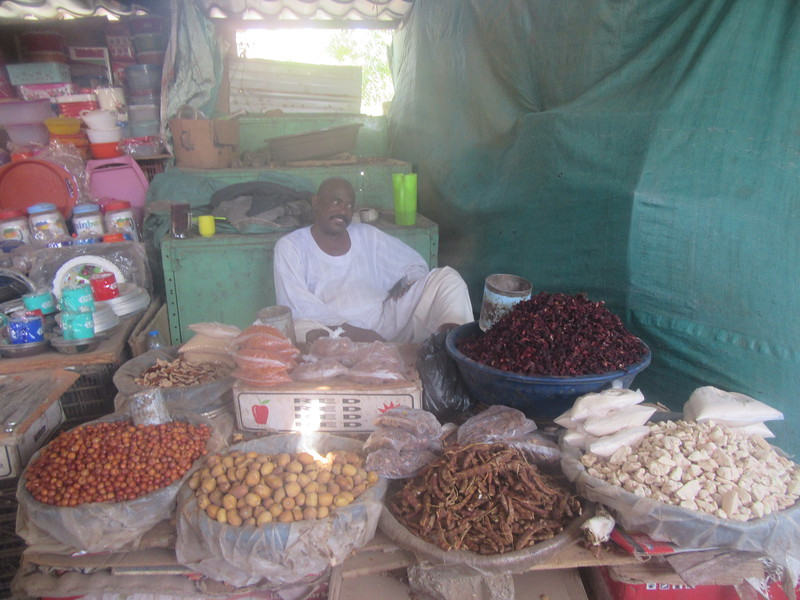 020_Khartoum. Omdurman. Old Souq Market. Medecinal products. Stomach pain.JPG