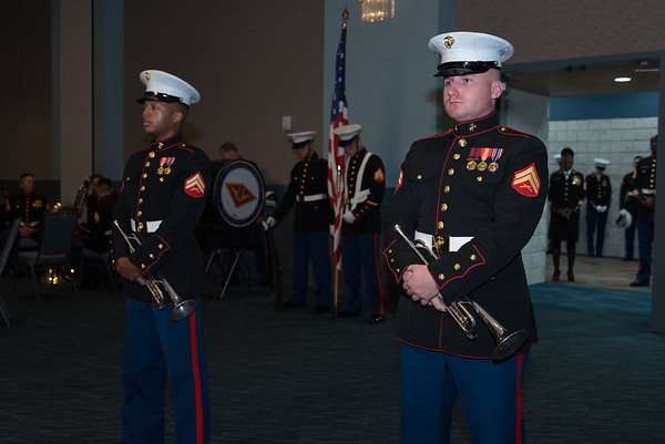 Marine Ball Ceremony Nov 22 2019