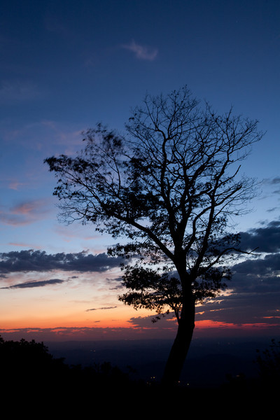 Taken at Hazel Mountain Overlook.