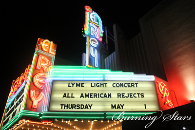 Lyme Light: Red Carpet @ The El Rey Theatre (Hollywood, CA); 05/01/14