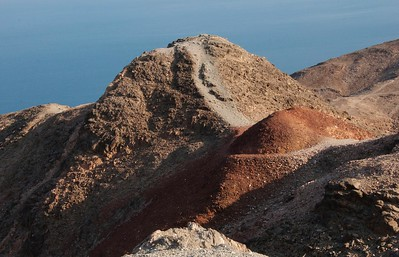 EILAT - the Israel Trail - Gishron to the Red Sea