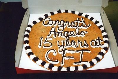 11-7-2003 Angelo Ianello 15th Anniversary @ CFI