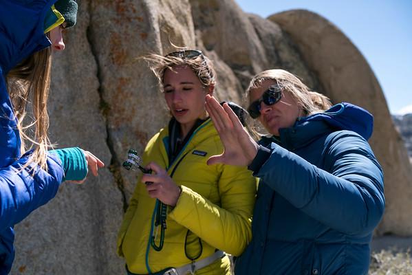 Climbing + Clinics - The Buttermilks
