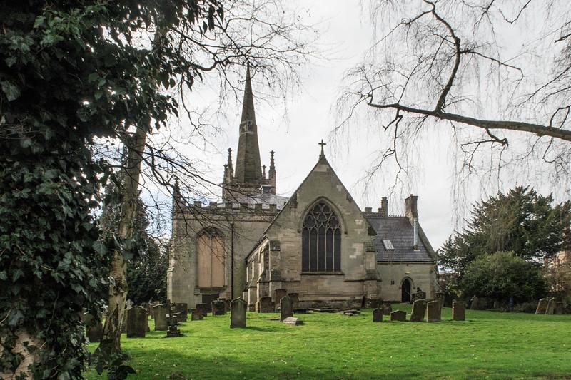 Warwick, St. Nicholas
