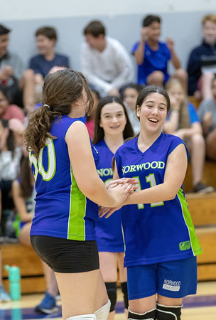 Girls Volleyball vs St. Andrew's - October 11, 2018