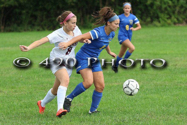 Girls Soccer - Mahopac vs. Scarsdale 9/131/8