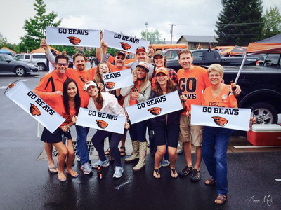 Oregon State Tailgates 2014 Season