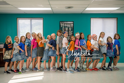 Pacelli Girl Scouts_5th Grade