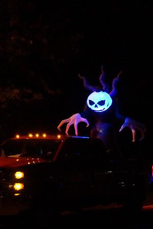 Findlay Halloween Parade (2018)