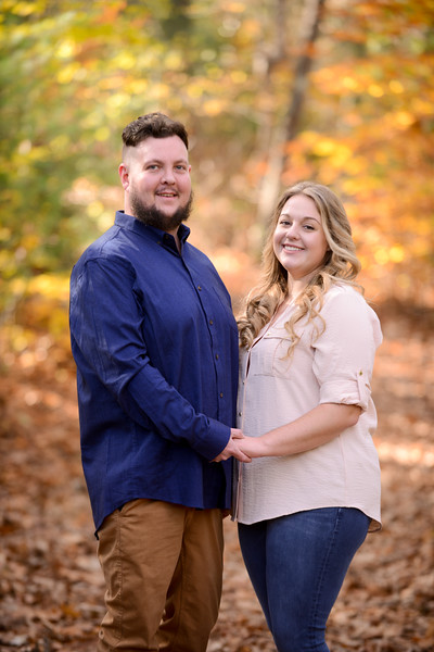 Kaleigh Miller and Will Hannon - November 8th 2020