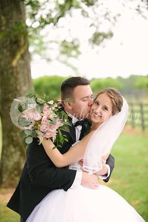 Rebecca & Nate | Bateman Barn, Sasser, GA