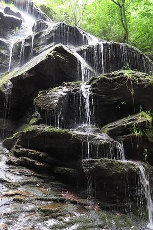 Yellow Branch Falls - near Walhalla, South Carolina - 5/13/17
