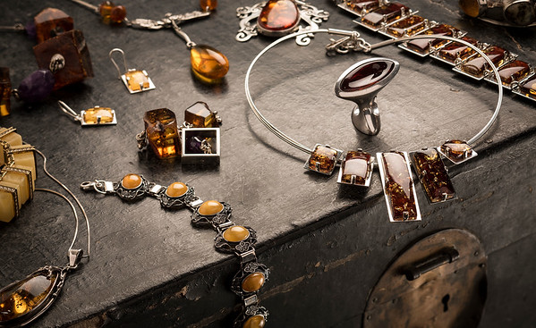 Baltic Amber at Iaohin Gallery