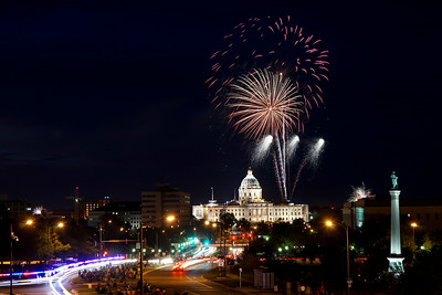 St Paul 4th of July 2014 Fireworks