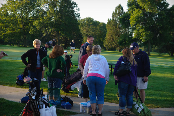 2012 Sacred Heart Golf