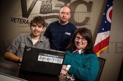 14892 Veterans Voices Radio for WYSO 12-8-14