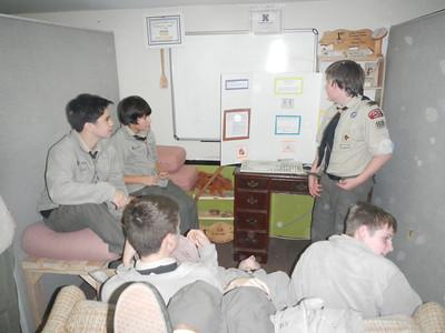 Troop Meeting - Nov 5