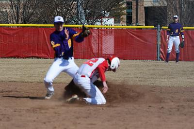 2014 Baseball Mt Horeb vs Madison East