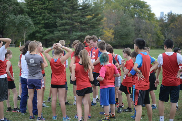 Cross Country: Inter-Ac League Championship