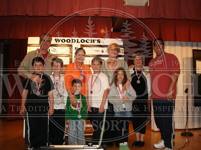 May 9 - Woodloch Feud