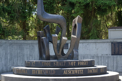 Holocaust Memorial,Mercer Island,WA 7/2011